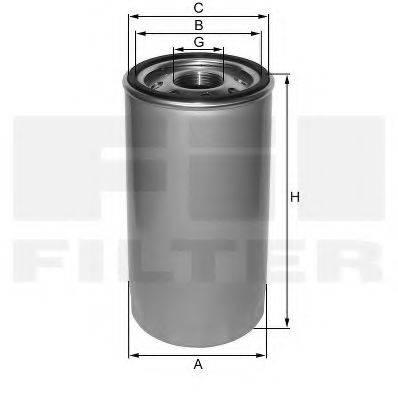 FIL FILTER ZP523B Масляный фильтр