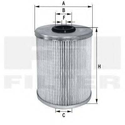 FIL FILTER MF1385 Топливный фильтр