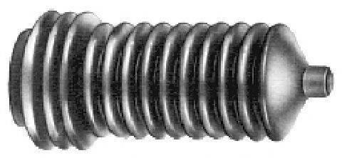 METALCAUCHO 01263 Комплект пылника, рулевое управление