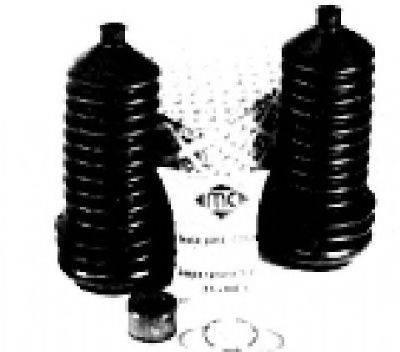 METALCAUCHO 01263C Пыльник, рулевое управление