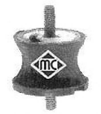 METALCAUCHO 04188 Подвеска, ступенчатая коробка передач