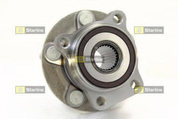 STARLINE LO23661 Комплект подшипника ступицы колеса