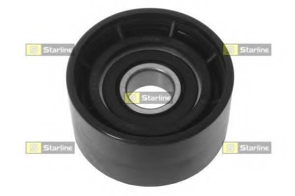 STARLINE RSB36420 Паразитный / ведущий ролик, поликлиновой ремень