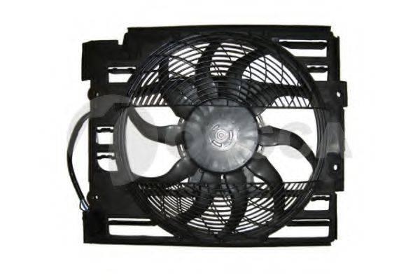 OSSCA 06665 Вентилятор, охлаждение двигателя