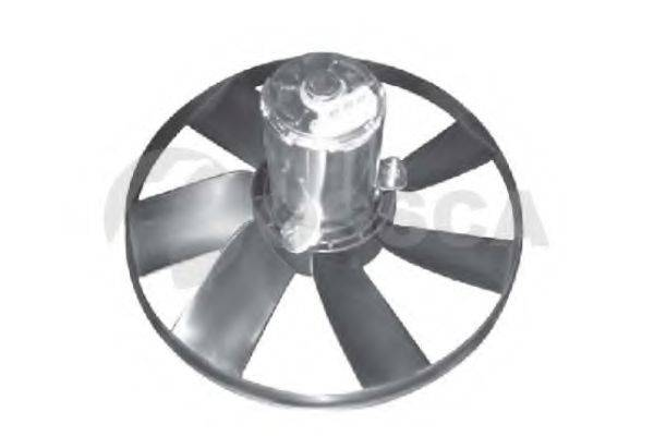 OSSCA 01808 Вентилятор, охлаждение двигателя