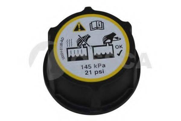 OSSCA 09076 Крышка, резервуар охлаждающей жидкости