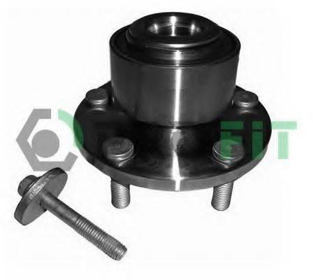 PROFIT 25013660 Комплект подшипника ступицы колеса