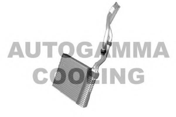AUTOGAMMA 103427 Теплообменник, отопление салона