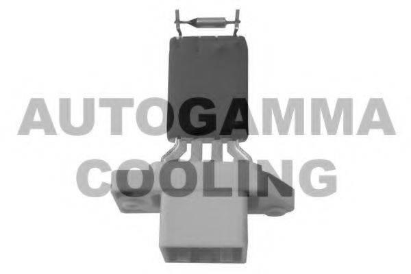 AUTOGAMMA GA15121 Сопротивление, вентилятор салона