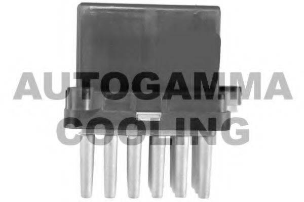 AUTOGAMMA GA15492 Сопротивление, вентилятор салона