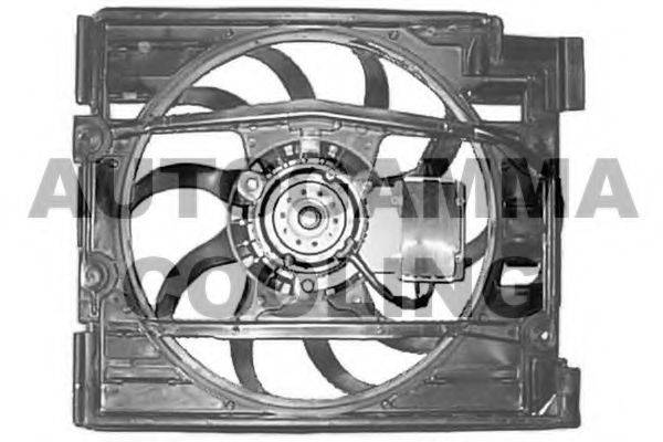 AUTOGAMMA GA200716 Вентилятор, охлаждение двигателя