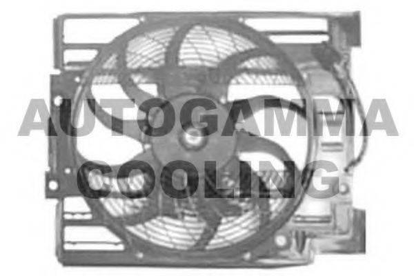 AUTOGAMMA GA201793 Вентилятор, охлаждение двигателя