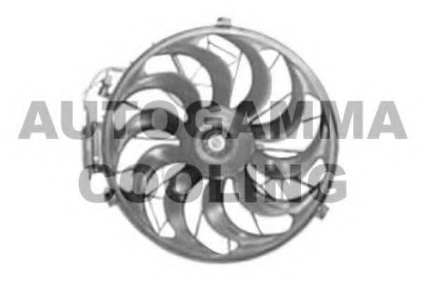 AUTOGAMMA GA201797 Вентилятор, охлаждение двигателя