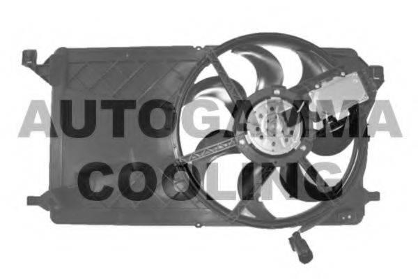 AUTOGAMMA GA224009 Вентилятор, охлаждение двигателя