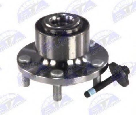 BTA H1G033BTA Комплект подшипника ступицы колеса