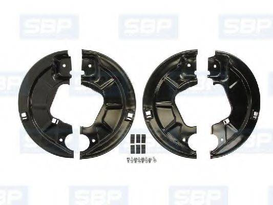Крышка, тормозной барабан SBP 11-BP003