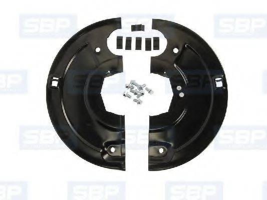 Крышка, тормозной барабан SBP 11-BP004