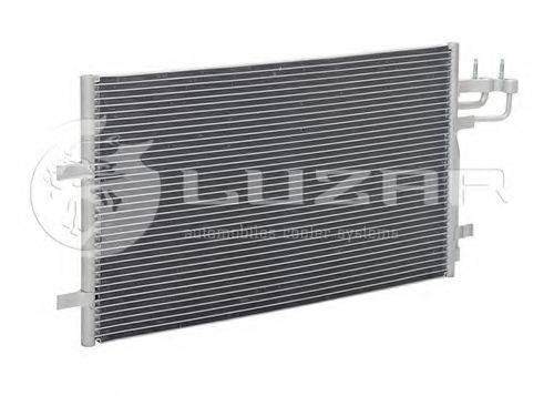 LUZAR LRACFDFS03348 Конденсатор, кондиционер