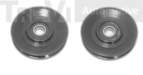 TREVI AUTOMOTIVE TA1482 Паразитный / ведущий ролик, поликлиновой ремень