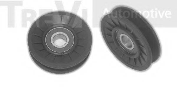 TREVI AUTOMOTIVE TA1335 Паразитный / ведущий ролик, поликлиновой ремень