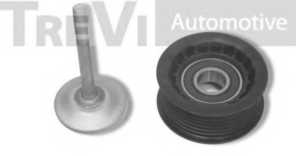 TREVI AUTOMOTIVE TA2222 Паразитный / ведущий ролик, поликлиновой ремень