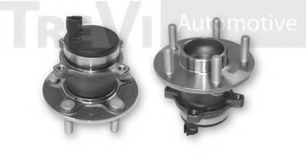 TREVI AUTOMOTIVE WB1202 Комплект подшипника ступицы колеса