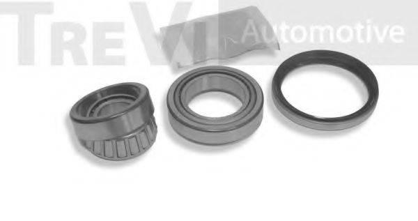 TREVI AUTOMOTIVE WB1534 Комплект подшипника ступицы колеса