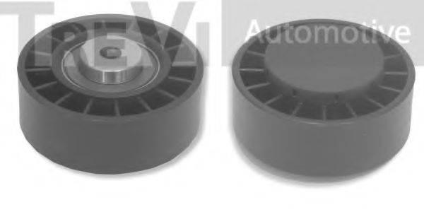 TREVI AUTOMOTIVE TA1072 Паразитный / ведущий ролик, поликлиновой ремень