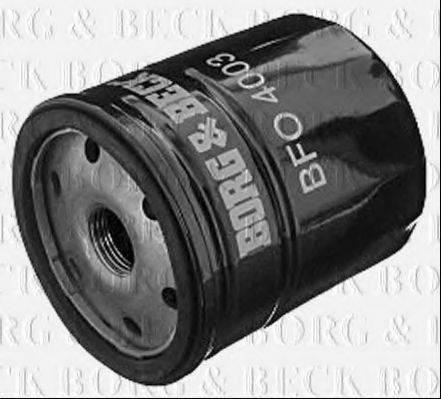 BORG & BECK BFO4003 Масляный фильтр