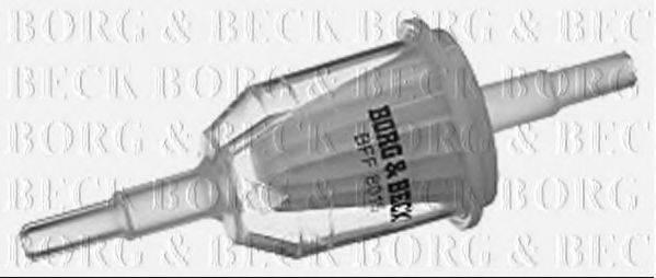 BORG & BECK BFF8015 Топливный фильтр