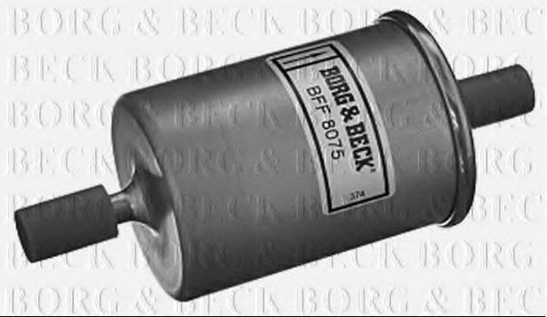 BORG & BECK BFF8075 Топливный фильтр