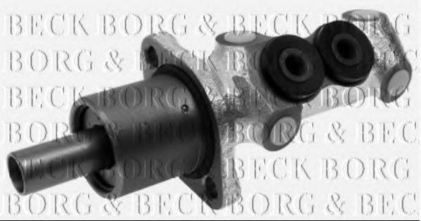 BORG & BECK BBM4297 Главный тормозной цилиндр