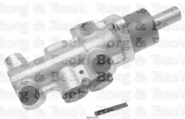 BORG & BECK BBM4695 Главный тормозной цилиндр