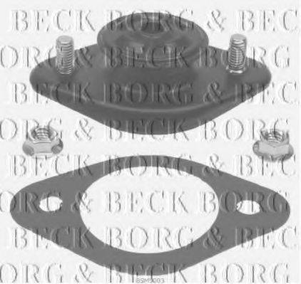 BORG & BECK BSM5003 Опора стойки амортизатора