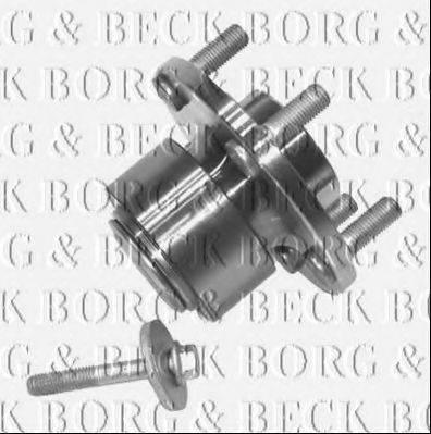 BORG & BECK BWK994 Комплект подшипника ступицы колеса
