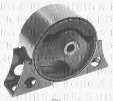 BORG & BECK BEM3661 Подвеска, двигатель