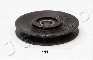 JAPKO 129111 Паразитный / ведущий ролик, поликлиновой ремень