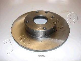 JAPKO 60600 Тормозной диск