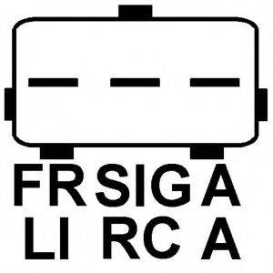 HC-CARGO 114065 Генератор