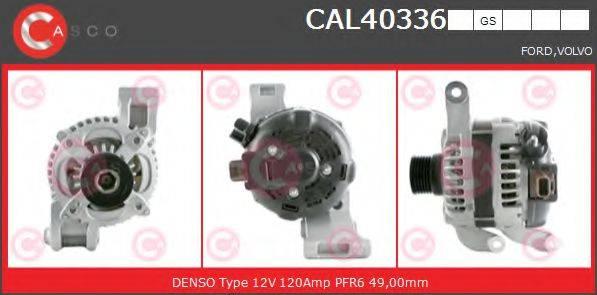 CASCO CAL40336GS Генератор