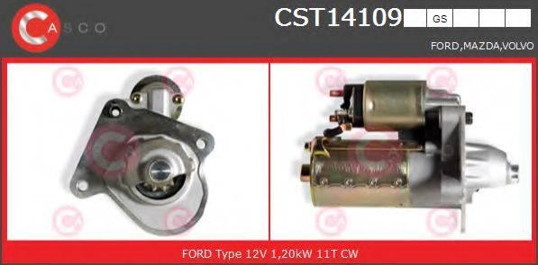 CASCO CST14109GS Стартер