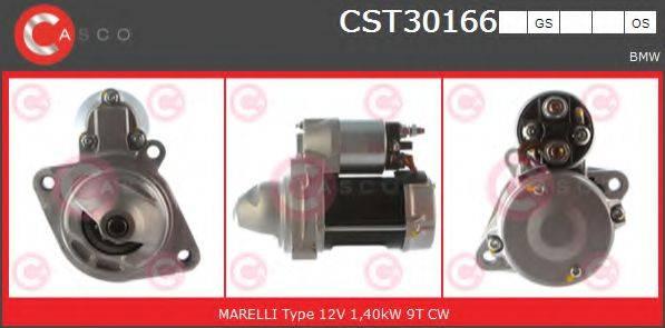 CASCO CST30166OS Стартер
