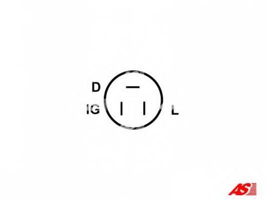 AS-PL A6056 Генератор