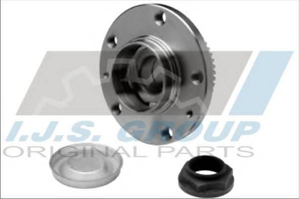 IJS GROUP 101175 Комплект подшипника ступицы колеса