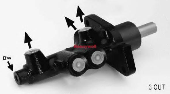 BENDIX 132335B Главный тормозной цилиндр