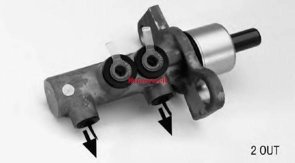 BENDIX 132950B Главный тормозной цилиндр
