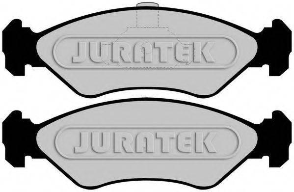 JURATEK JCP1082 Комплект тормозных колодок, дисковый тормоз