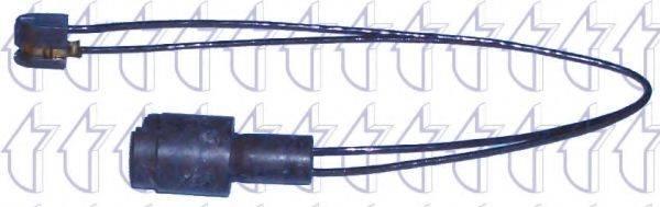 TRICLO 881901 Сигнализатор, износ тормозных колодок
