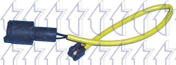 TRICLO 881917 Сигнализатор, износ тормозных колодок