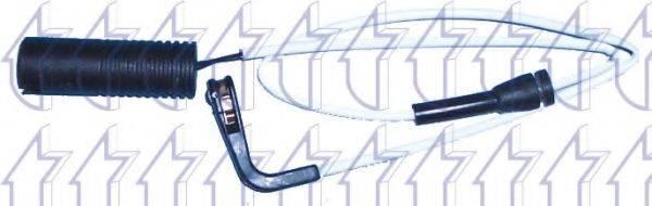 TRICLO 881922 Сигнализатор, износ тормозных колодок